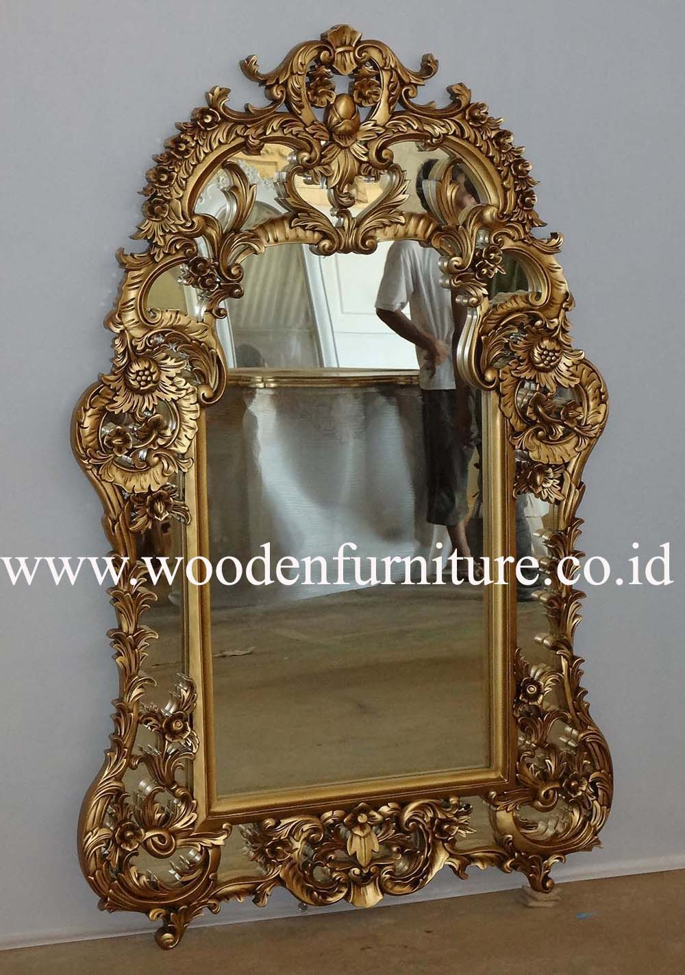 French Style Frame Antique Reproduction