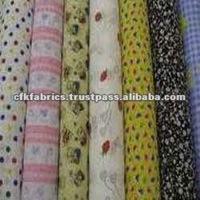 Printed cotton Fabrics Bedding Sets, Duvet Cover Mattress Protectors Stock in UK