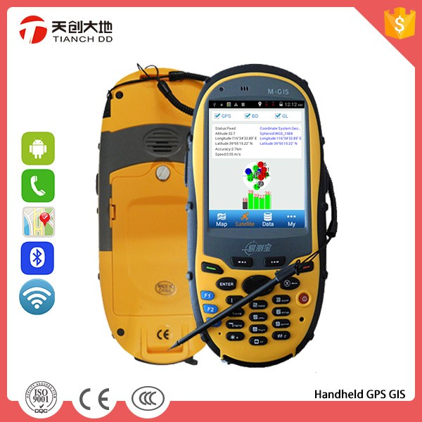 2016 Hot Selling Handheld Android High Precision Personal GPS