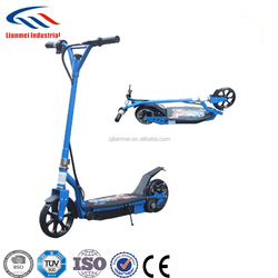 electric scooter price china with steel folding frame with CE