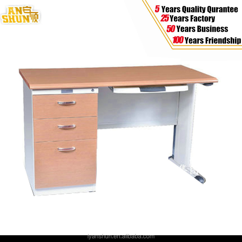 2015 modern office computer table design, executive office desk lastest layouts