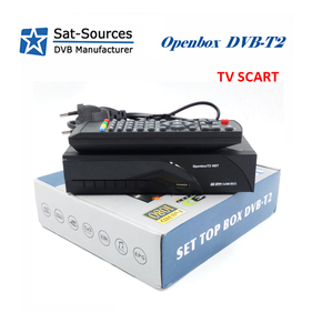 Openbox DVB-T2 HD7 HD mini tv receiver with USB Wifi TV SCART