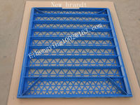 Brandt shale shaker screen/oil vibrating sieving mesh/sand screen mesh