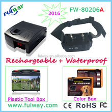 Rechargeable Receiver Collar In-Ground Pet Fence System Electric Pet In-Ground Fence