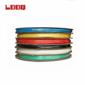 LDDQ outdoor yellow heat shrink tube for fishing rod heat shrink repair sleeve