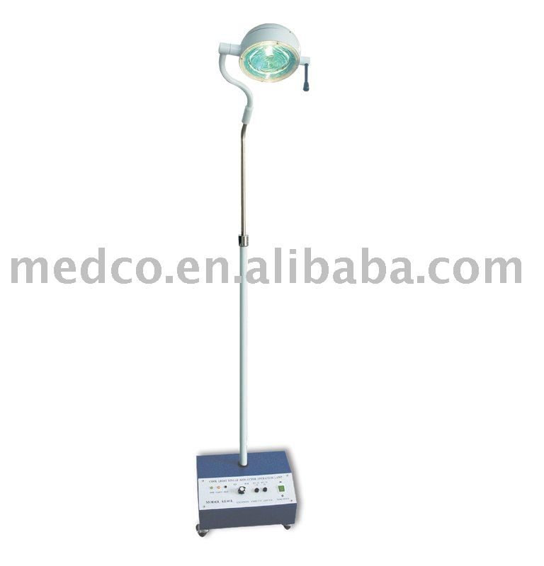 Single-reflector Luminescence Lamp for Surgical Operation