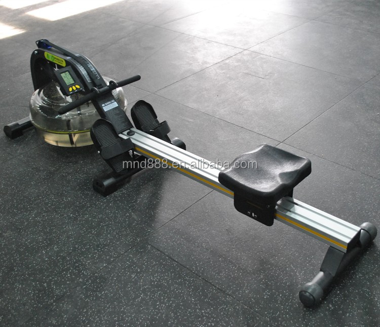 High Quality Hot Sale Commercial Gym <strong>Equipment</strong> Fitness <strong>Equipment</strong> MND-W1 Water Rowing Machine