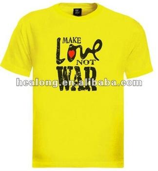 33c727dd Healong Custom Pigment Printing Design Your Own T Shirt - Buy Wine ...