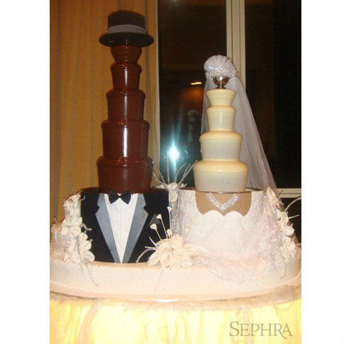 chocolate fountain buy double tower chocolate fountain product on alibabacom