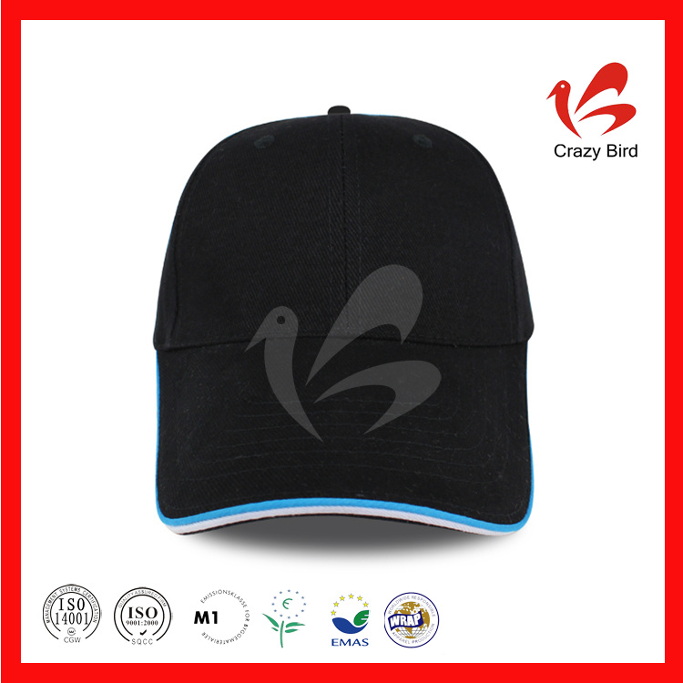 Plain Hip Hop Caps Reasonable Price Unique Design Sports Hat