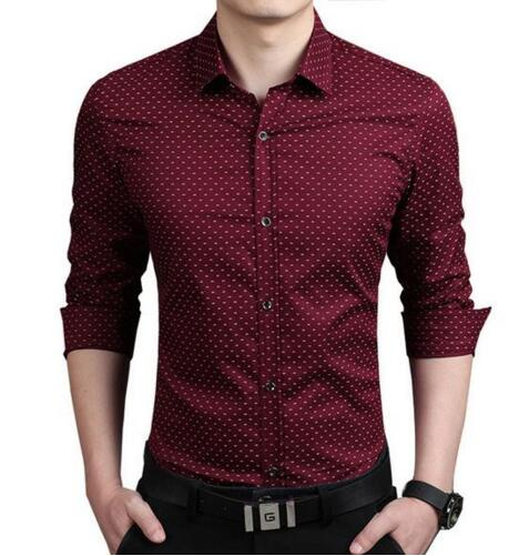 Waslon New 2017 Spring Autumn Cotton Dress Shirts High Quality Mens Casual Shirt