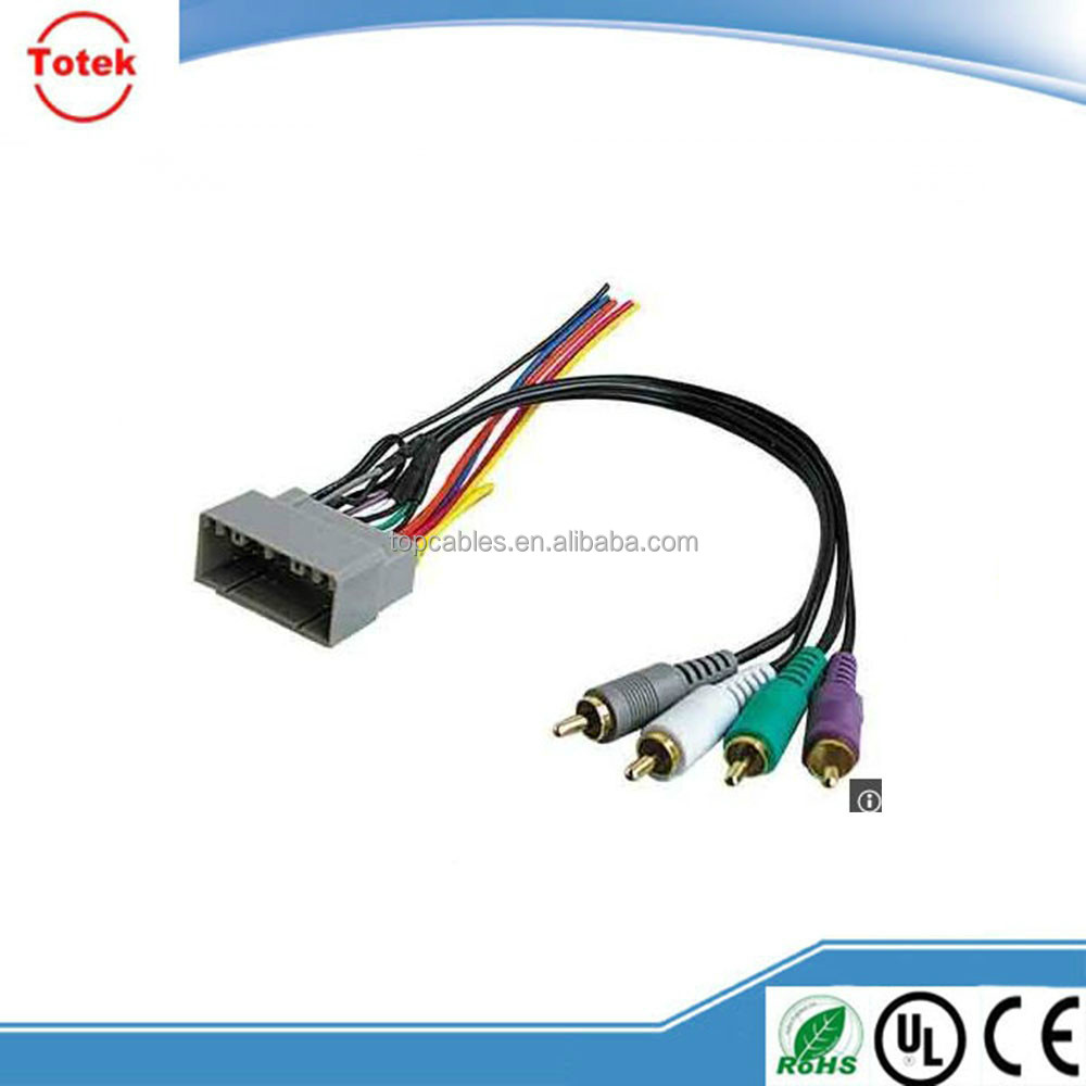 Car Radio Wiring Harness Suppliers And Product Manufacturers At