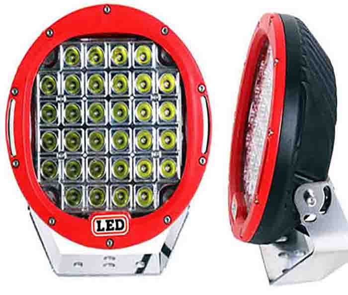 CAR LED Innovative Super bright Guangzhou auto accessories market 9-80v 7inch led work light 60w