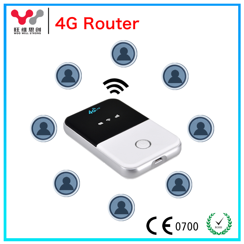 New 3G 4G 150Mbps FDD TDD wifi modem router support B1,3,5,38,39,40,41