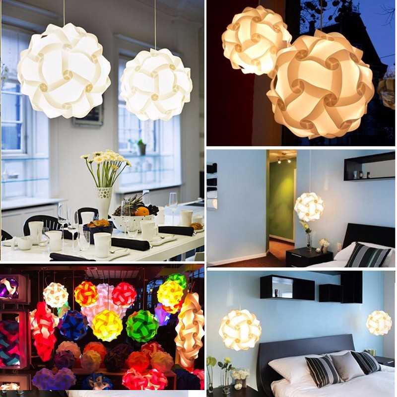 wholesale 500mm large size  Colorful party material for art lamp shades
