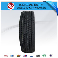All sizes and variety of patterns truck tires, cheap chinese tires