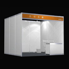 Aluminium Portable Exhibition Booth System Panel