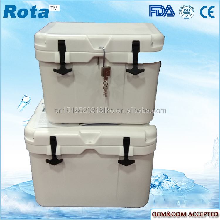 Small capacity outdoor used partable cooler bin