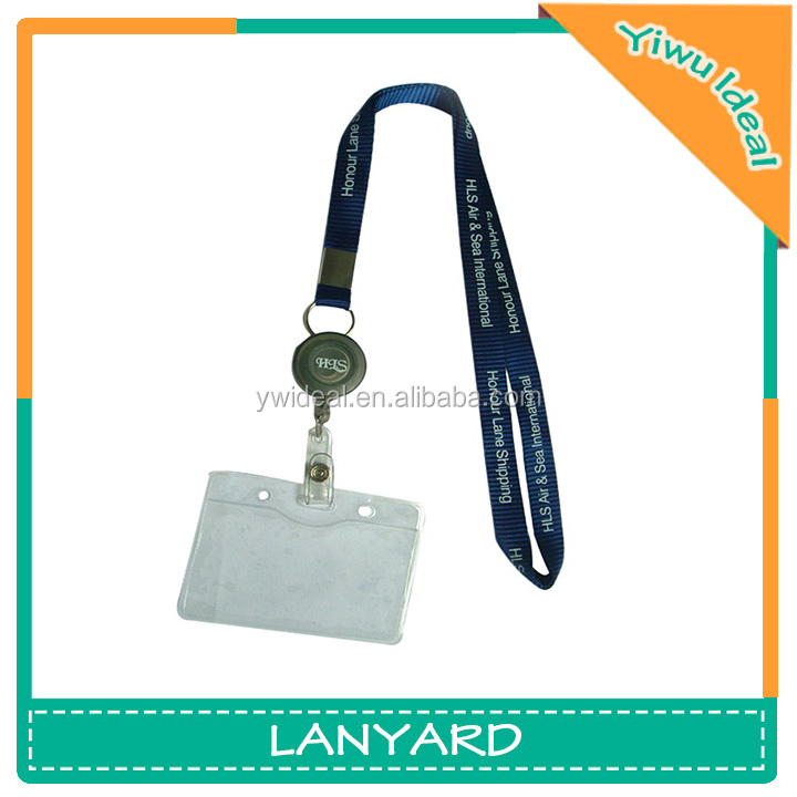 DIY Plastic Coach Badge Holder Lanyard With Card Holder