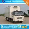 DONGFENG 4*2 RHD 7Ton Refrigerated Van Cooling Box Truck