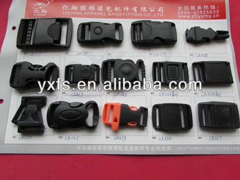 Various Black Plastic Buckles For Baby Carrier Baby Stroller Baby ...