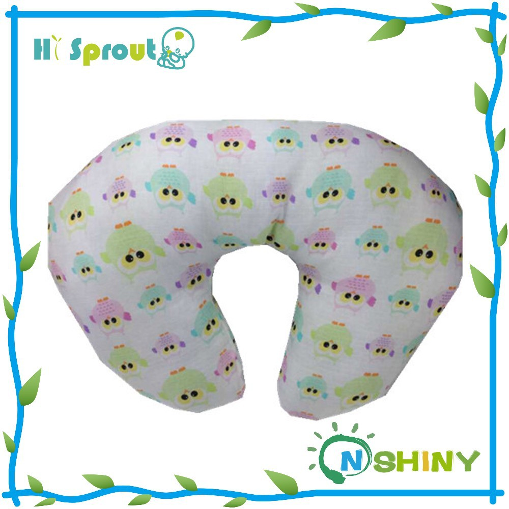 Nice Design and New Fabric for Muslin Boppy Pillow