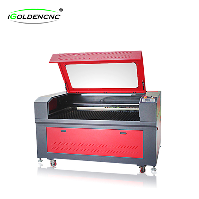 1200mm*900mm iGolden laser cutting machine Automatic Labels Laser Die Cutting Machinery with CCD camera & auto conveyor