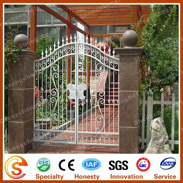 House Metal Front Entrance Gate Design With High Standard Quality ...
