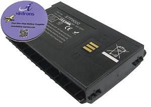 vintrons (TM) Bundle - 1880mAh Replacement Battery For SIMOCO-SEPURA STP8000, Tetra STP8080, + vintrons Coaster