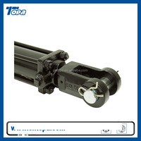 CE ROHS Approved tie-rod double acting steel hydraulic cylinder price