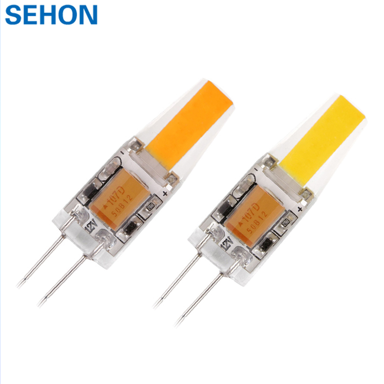 sehon led lamp G4 1.5w 2w <strong>3w</strong> dimmable G4 led <strong>bulbs</strong> <strong>12v</strong> for USA market