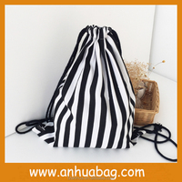 Wholesale Drawstring Cotton Cloth Bag