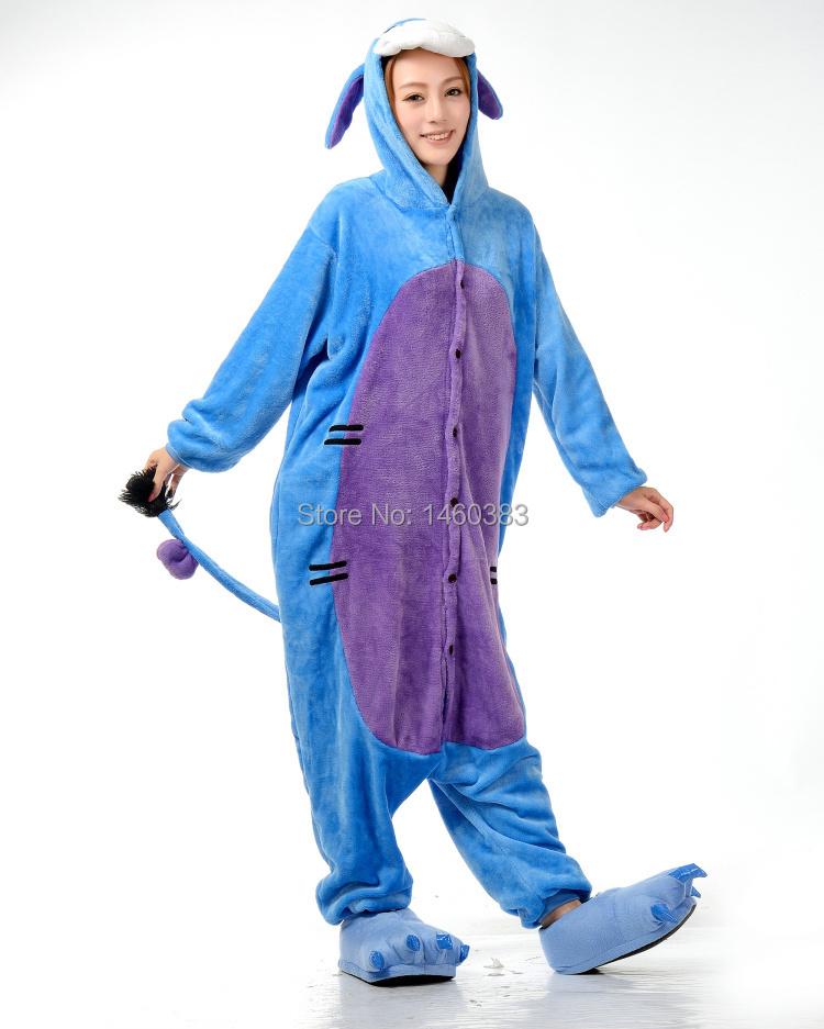 3d07e73eea0f Get Quotations · 2015 HOT Unisex Adult Men Women Cute Onesie Pajamas Onesie  Cosplay Costume Cartoon Animal Onesie Sleepwear