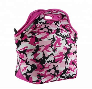 Free samples Kids Neoprene Cooler Bag Handbag, LUNCH BAG