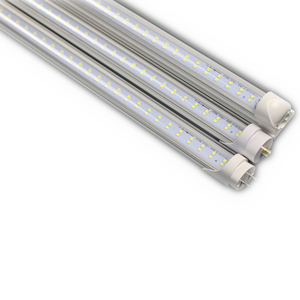 V-shape Aluminum channel LED Extrusion for Flex/hard LED Strip Light frosted/milky Cover