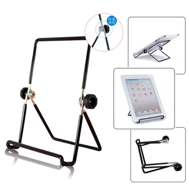 Rotatable folding travel phone tablet pc stands holder mount for kits