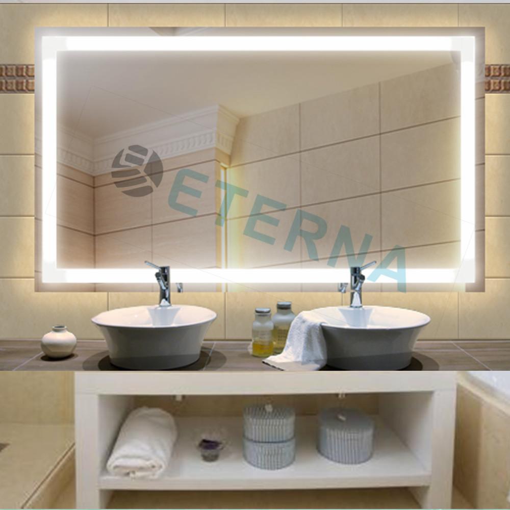 Miroir Salle De Bain Bluetooth Miroir Lumineux Eclairage Intgr