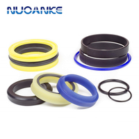 Excavator Seal Kit For Boom Arm Bucket Cylinder Hydraulic Seal Kit