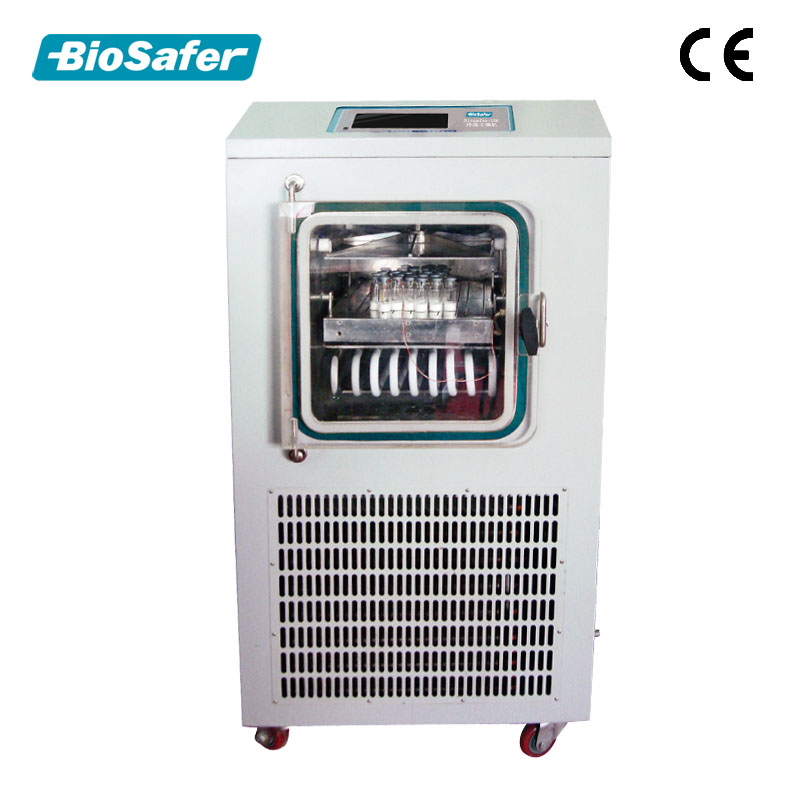 Home Freeze Drying Machine / Food Mini Freeze Dryer Lyophilizer - Buy Home  Freeze Drying Lyophilizer Machine,Food Freeze Dryer,Mini Freeze Dryer