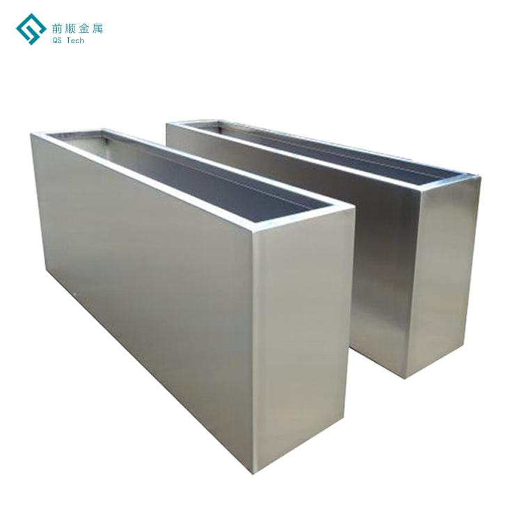 Stainless Steel Planters Boxes Outdoor Planters Rectangular Buy