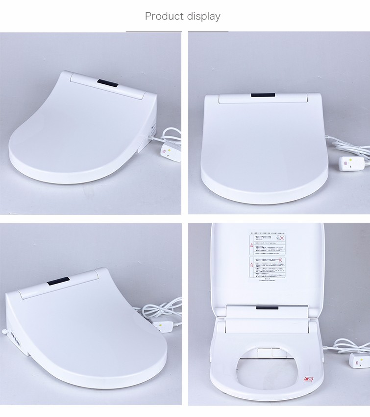 Intelligent Warm Water Spray Heated Toilet Seat Bidet Electric Buy Bidet Electric Heated Bidet Toilet Bidet Product On Alibaba Com