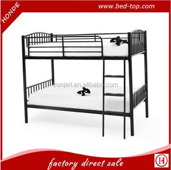 Kids Bedroom Furniture Cheap Modern Heavy Duty Black Metal Bunk Bed Buy Heavy Duty Steel Metal