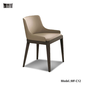 Classic Mid-Century Armchair For Home Furniture Modern Classical Wooden Single Sofa Chair Hotel Arm Chair