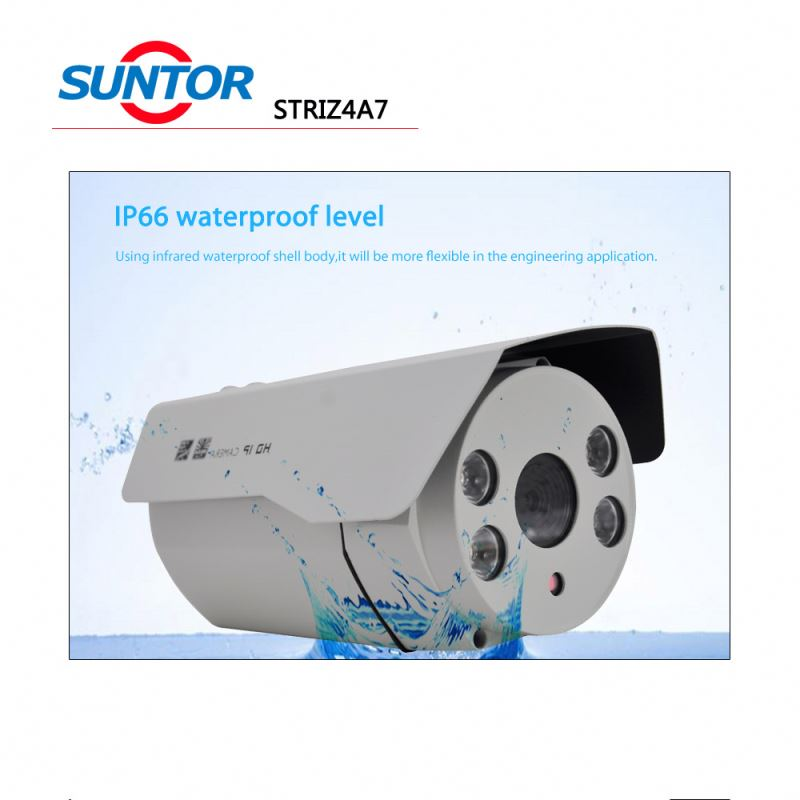 New arrival economical Infrared digital CCTV real time fixed camera