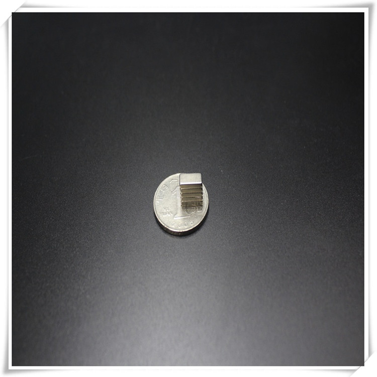 ISO TS 16949 Certificated Neodymium Arc Magnet Linear for motor high quality n35-n52 neodymium magnet