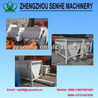 Soil cement mixing equipment