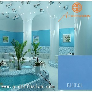 blue swiming pool floor tile 30x30cm