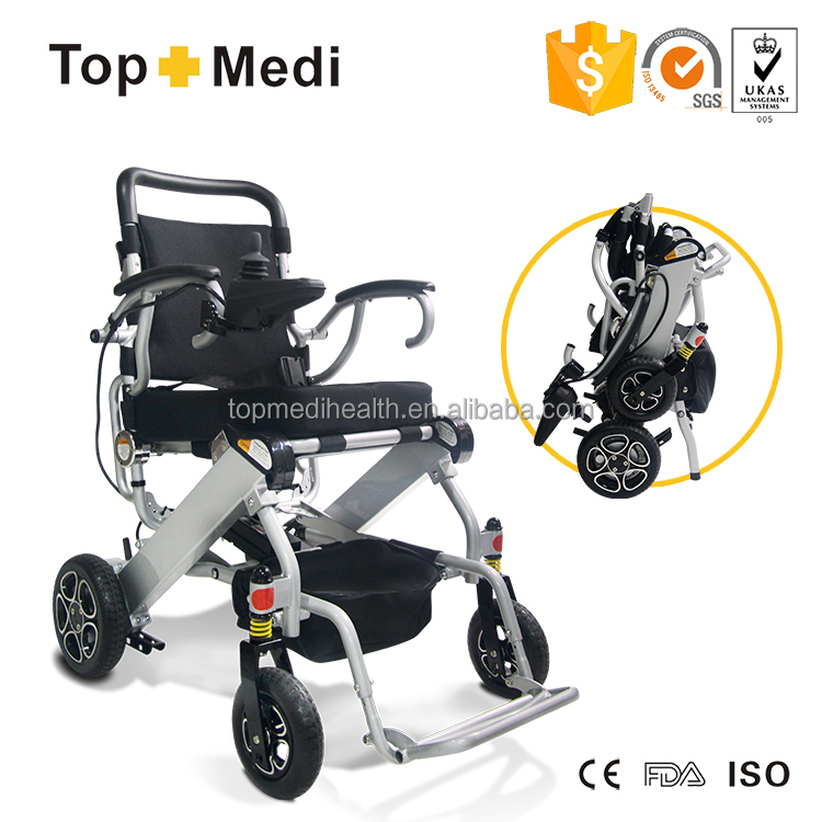 Supplies Portable Foldable Travel Aluminum Manual Ultra Power Electric Lightweight Wheelchair