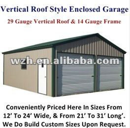 48sqm Pretty Design And Low Cost Prefab Modular Garage - Buy Cheap ...