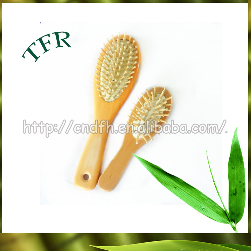 wholesale high quality cheap personalized baby hair brush